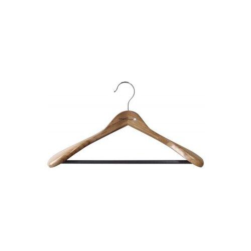 Вешалка Tarrington House Для верхней одежды с перекладиной коричневый
