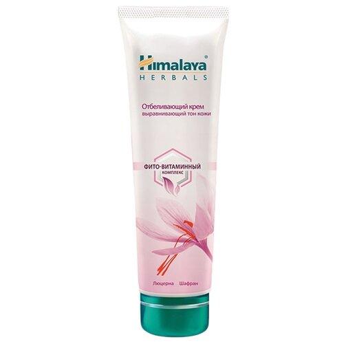 Himalaya Herbals Крем для лица отбеливающий, выравнивающий тон кожи, 50 г хороший отбеливающий крем для лица недорогой