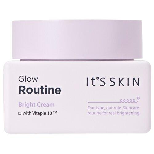 It S SKIN Glow Routine Bright Cream Крем для лица, выравнивающий тон, 50 мл