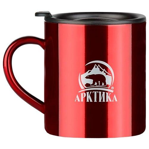 Фото - Термокружка Арктика 802-400 (0,4 л) красный термокружка арктика 807 400 dark green