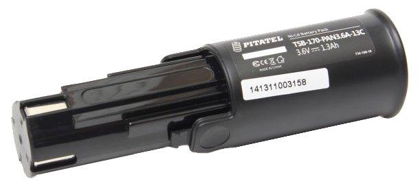 Аккумуляторный блок Pitatel TSB-170-PAN3.6A-13C 3.6 В 1.3 А·ч