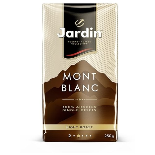 цена Кофе молотый Jardin Mont Blanc, 250 г онлайн в 2017 году
