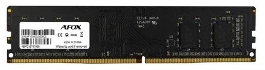 Оперативная память 4 ГБ 1 шт. AFOX AFLD44EK1P