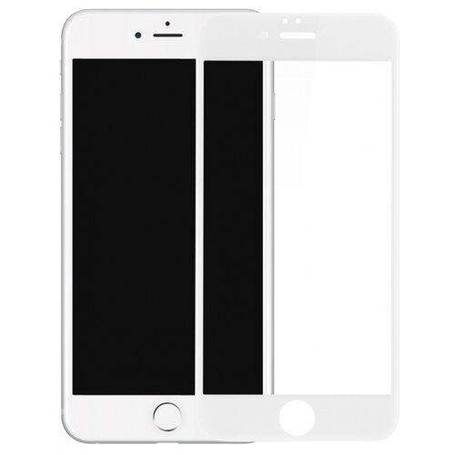 Защитное стекло Baseus Silk printing 3D Anti Soft Film для Apple iPhone 6/6S белыйЗащитные пленки и стекла<br>