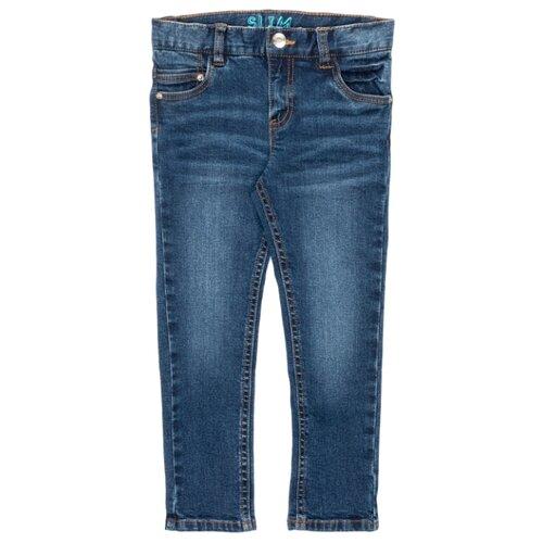Купить Джинсы Acoola размер 92, синий, Брюки и шорты