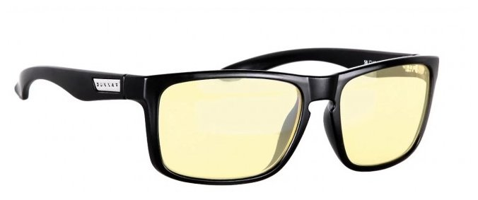 Очки для компьютера Gunnar Intercept Work-Play INT-00110 (Onyx)