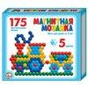 Десятое королевство Мозаика магнитная шестигранная 175 элементов (00959)