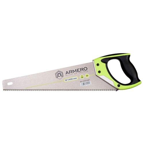 Ножовка по дереву Armero A531/401 400 мм ножовка по дереву armero a531 450 450 мм