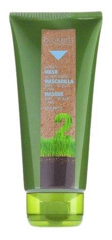 Salerm Cosmetics Biokera Медовая маска для чувствительной кожи головы и волос
