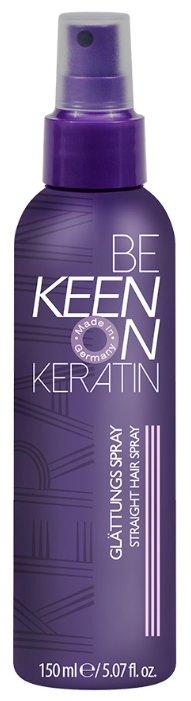 KEEN Спрей «Кератиновое выпрямление» для волос