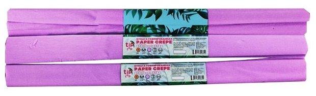 Цветная бумага гофрированная в рулоне Tip Top, 50х250 см, 1 л.