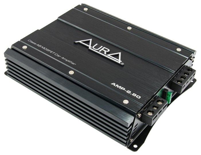 Автомобильный усилитель AurA AMP-2.80