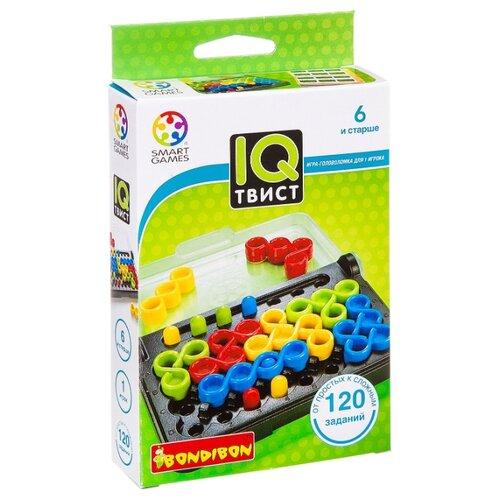 Купить Головоломка BONDIBON Smart Games IQ-Твист (BB0868), Головоломки
