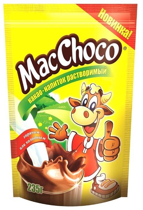 MacChoco Какао-напиток растворимый