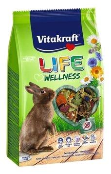 Корм для кроликов Vitakraft Life Wellness