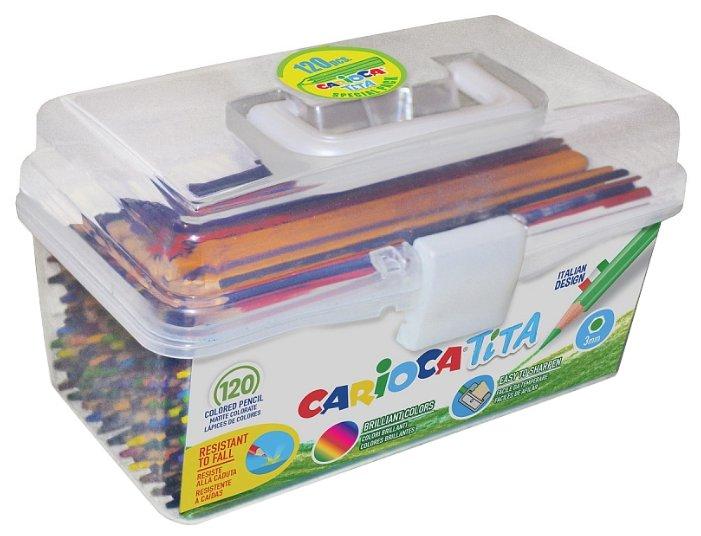 Набор карандашей цветных пластиковых