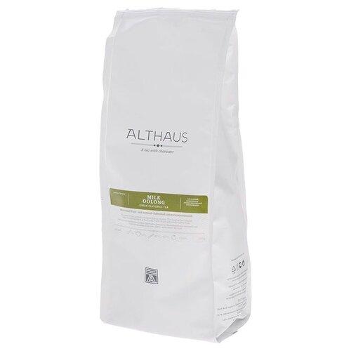 Чай улун Althaus Milk Oolong, 250 г althaus essence of fruin фруктовый листовой чай 250 г