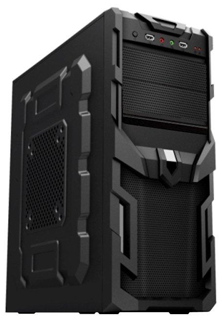 3Cott Компьютерный корпус 3Cott 2316B 450W Black