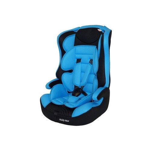 автокресло actrum lb 303 0 18 цвет blue velure синий велюр Автокресло группа 1/2/3 (9-36 кг) Мишутка LB 513RF, blue/black