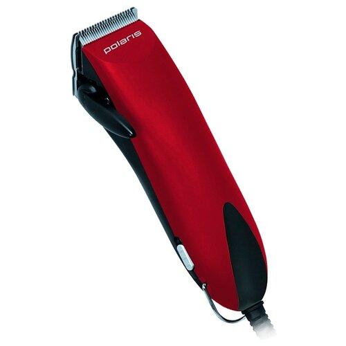 Машинка для стрижки Polaris PHC 2501 красный