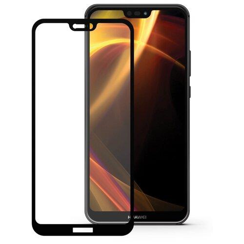 Купить Защитное стекло Mobius 3D Full Cover Premium Tempered Glass для Huawei P20 Lite черный
