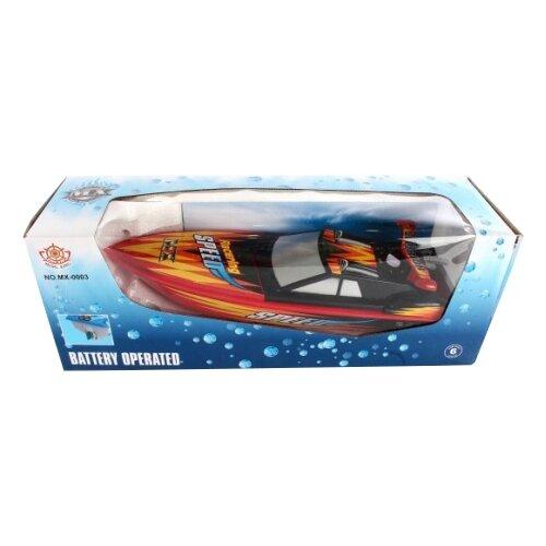 Фото - Катер Ming Xing Toys Speed (MX-0003-7), 40 см, многоцветный ming xing toys водный синий