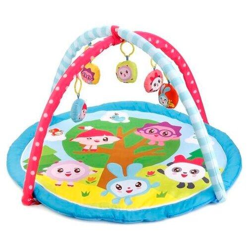 Развивающий коврик Умка Малышарики (B1629936-RM) музыкальный коврик умка малышарики yq3003 r