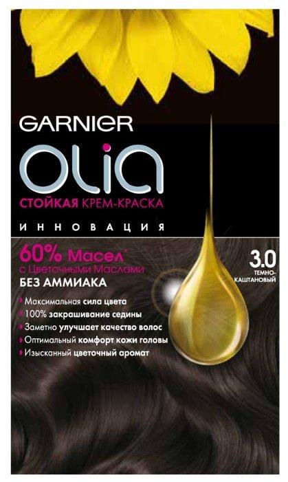 Olia Стойкая крем-краска для волос, 160 мл