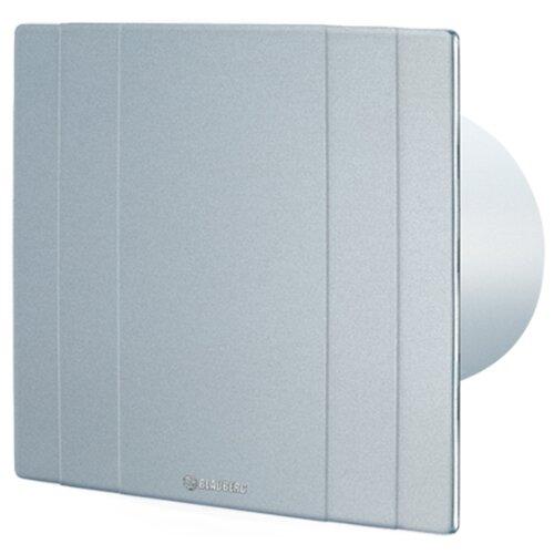 Вытяжной вентилятор Blauberg Quatro 125, platinum 16 Вт