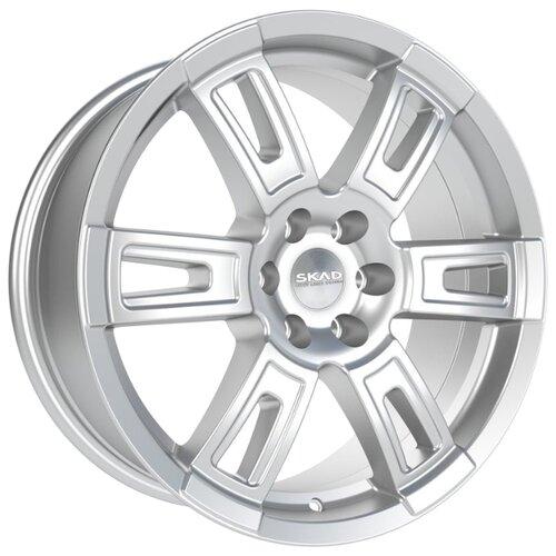 Фото - Колесный диск SKAD Тор 8x18/6x114.3 D66.1 ET30 Сильвер колесный диск skad скала 7 5x17 6x139 7 d67 1 et30 селена