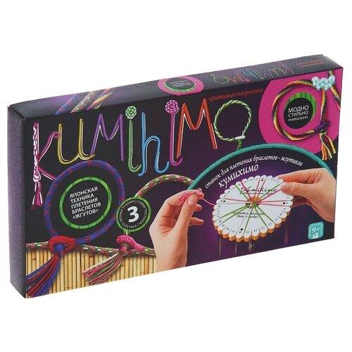 Купить Danko Toys Набор для создания украшений KUMIHIMO (KMX-01-02), Наборы для создания украшений