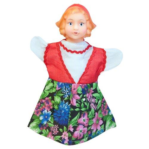 Русский стиль Кукла-перчатка Красная Шапочка, 11029