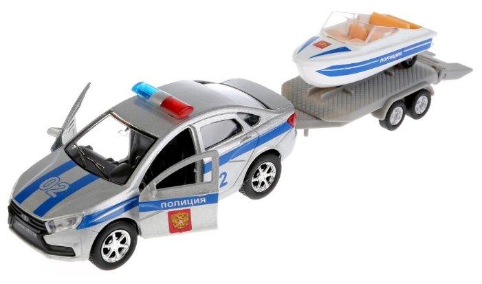 Набор техники ТЕХНОПАРК Lada Vesta Полиция