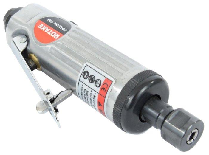 Прямая пневмошлифмашина Rotake RT-1206