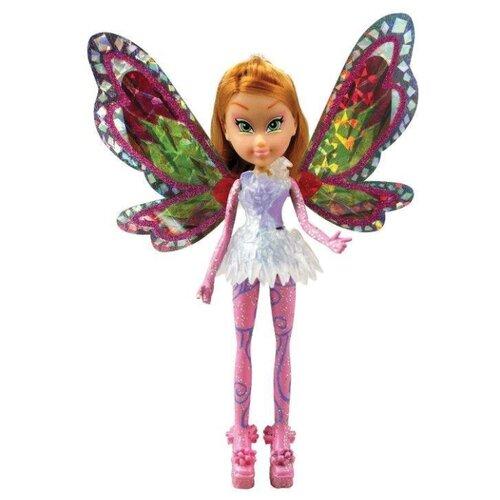 Мини-кукла Winx Club Тайникс Флора, 12 см, IW01351502 мини фигурка winx bloom