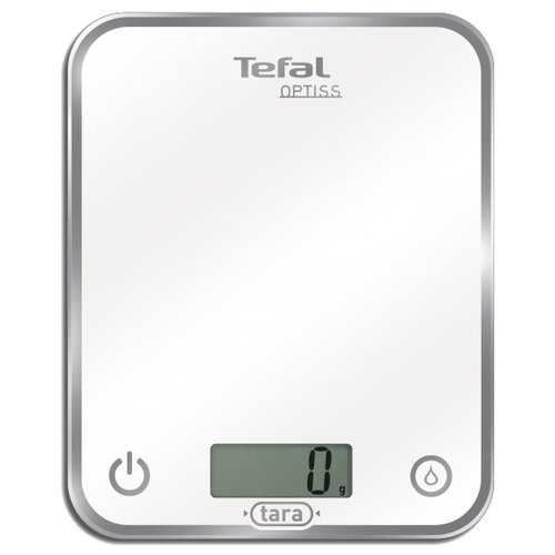 Кухонные весы Tefal BC5000/5001/5002/5003 Optiss белый недорого
