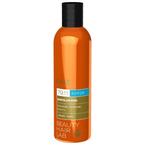 ESTEL Laboratory шампунь Beauty Hair Lab Aurum для защиты волос и кожи от солнца с UV-фильтрами 250 мл estel beauty hair lab aurum маска для волос 250 мл