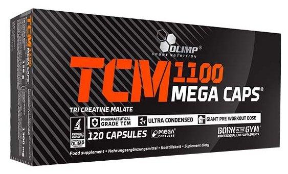 Креатин Olimp TCM 1100 Mega Caps (120 шт.)