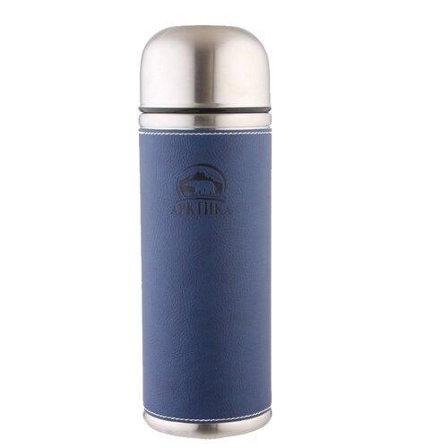 Классический термос Арктика 108-1000 (1 л) синий