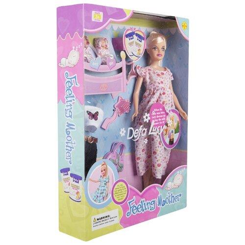 Купить Кукла Defa Lucy Будущая мама, 29 см, 8009, Куклы и пупсы
