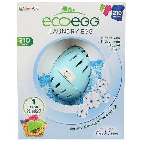 Ecoegg шары для стирки Свежее белье, картонная пачка, количество стирок: 210