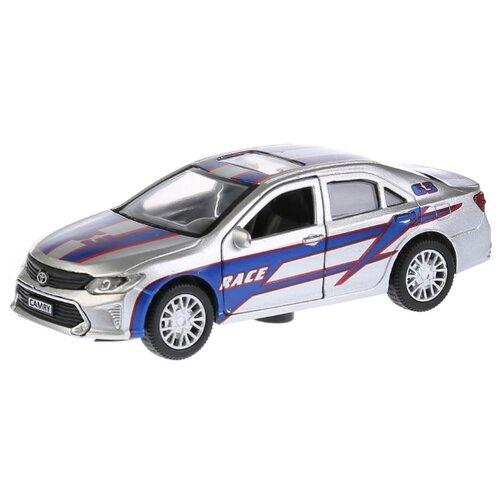 Купить Легковой автомобиль ТЕХНОПАРК Toyota Camry Спорт (CAMRY-S) 12 см белый, Машинки и техника