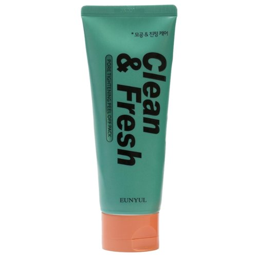 Eunyul маска-пленка Clean & Fresh сужающая поры, 120 мл пленка