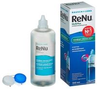 Раствор Renu (Bausch & Lomb) MultiPlus 360 мл