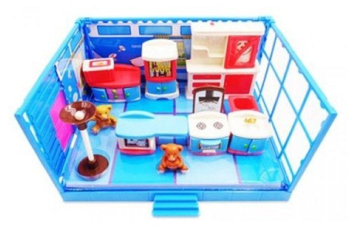 Игровой набор ABtoys Счастливые друзья - Кухня PT-00909