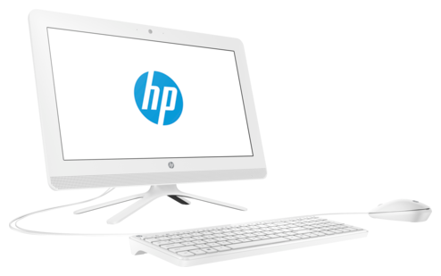 "Моноблок HP Pavilion All-in-One 20-c401ur (4GU78EA) Intel Celeron J4005, 2.0 GHz/4096 Mb/19.5"" FHD 1920x1080/500 Gb/DVD есть/Intel HD Graphics 600/DOS"