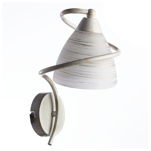 Настенный светильник Arte Lamp Fabia A1565AP-1WG