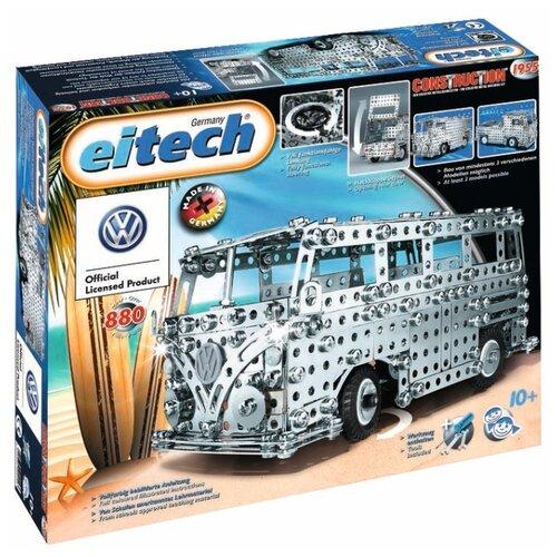 Купить Винтовой конструктор Eitech Exclusive C1955 Автобус Фольксваген, Конструкторы
