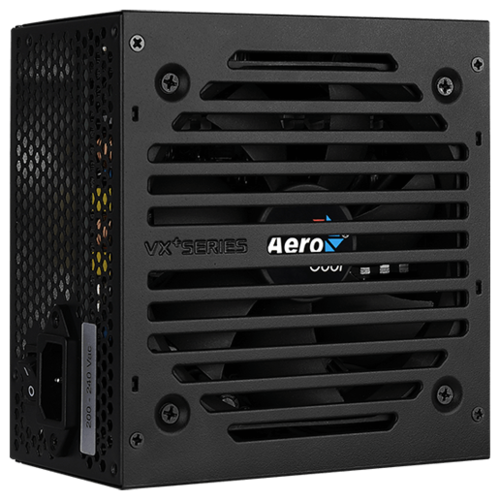Фото - Блок питания AeroCool VX Plus 750W блок питания aerocool kcas plus 750m 750w 4713105962697