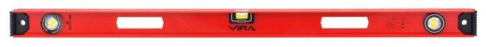 Уровень рельс 3 глаз. Vira 100252 100 см